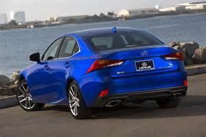 Lexus Isf 2017 Lexus Is And Is F Sport Launched With Fresh