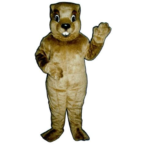 groundhog day costume groundhog mascot costume 2826 z team mascots