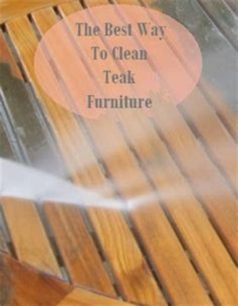clean weathered teak wood teak teak table