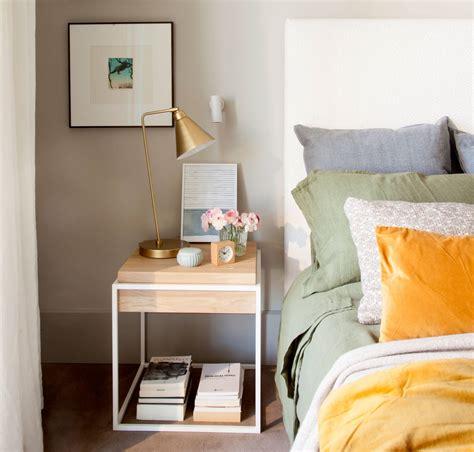 mesitas de noche pequenas  dormitorios mini