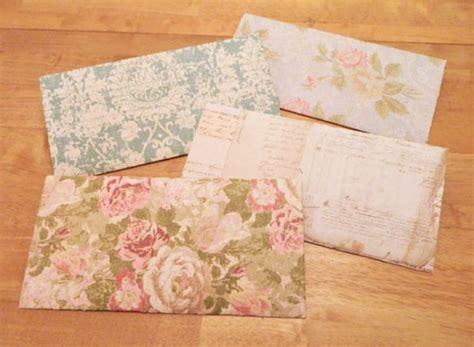 How To Make An Envelope From Scrapbook Paper - 17 best ideas about make an envelope on paper