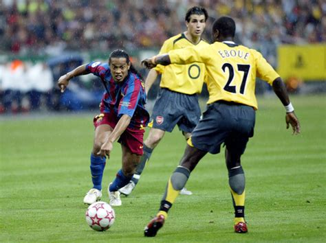 arsenal chions league final chions final 2006 i highlights fc barcelona arsenal