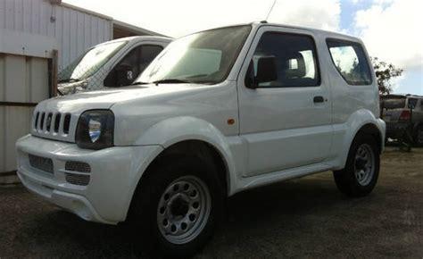Jimmy Suzuki Suzuki Jimmy 4x4 Autos Weblog