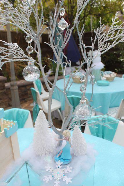 Tema Frozen, decoração.   Segredos da Vovó   Segredos da Vovó