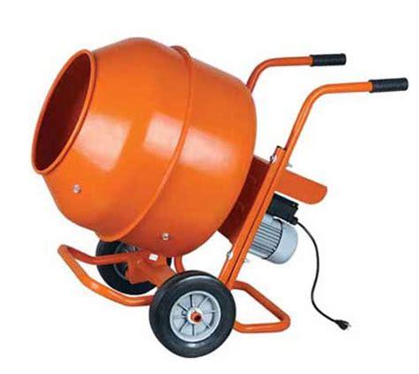 Motor Electric Betoniera by Electric Concrete Mixer Surfrabbit