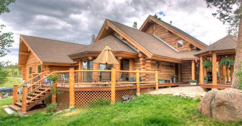 southern colorado mountain home for sale custer county log