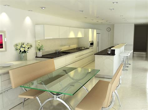 Modern Chic Kitchen Designs Modern Style Kitchen Designs