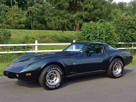 79 corvette for sale 1979 chevrolet corvette for sale classiccars cc 588913