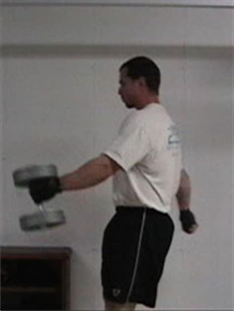 double dumbbell swing ab exercises 2 dumbbell swings