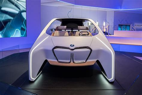 future cars inside bmw unveiled the bmw i inside future sculpture