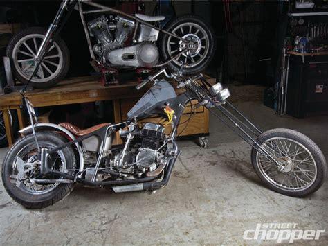Honda Choppers by Rehabbing A Honda Cb750 Moto Metric Choppers