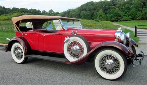 az coches del siglo stutz la tecnolog 237 a del siglo xxi en 1930 excelencias del motor