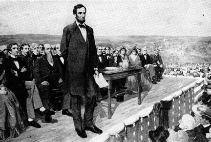 what is lincoln known for november 19 1863 president abraham lincoln delivers a