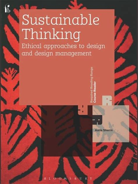 design management google books sustainable thinking ethical approaches to design and
