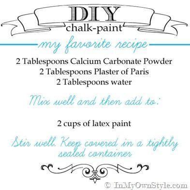 chalk paint recept best 25 best chalk paint ideas on