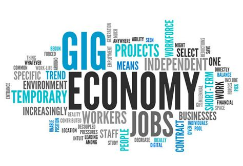 gig economy the the bad and the books they re calling the gig economy the agile one nimble or