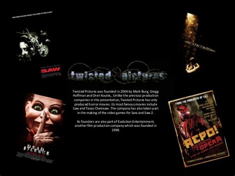 ghost film productions horror movie production companies