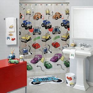 boys bathroom accessories shower curtains for boys interior design styles