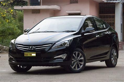 hyundai car verna fluidic hyundai 4s fluidic verna ownership review quot the black phantom quot