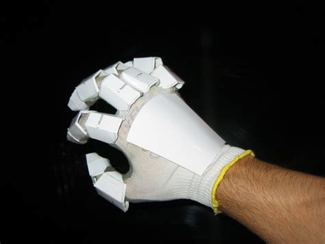How To Make A Paper Iron Glove - iron gloves v0 001 by degalus on deviantart