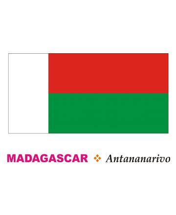 madagascar flag gif images