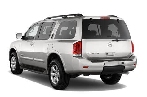 nissan armada rear 2013 nissan armada reviews and rating motor trend
