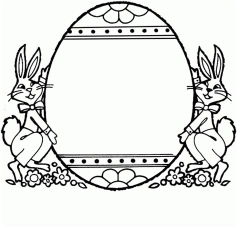 big bunny coloring pages big easter bunny coloring page