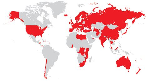 vodafone mobile coverage t mobile coverage map