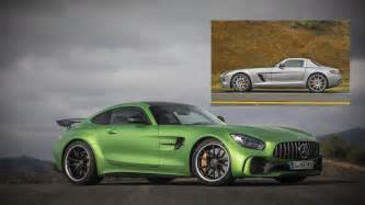 Mercedes On How The Mercedes Sls Amg Evolved Into The Mercedes Amg Gt