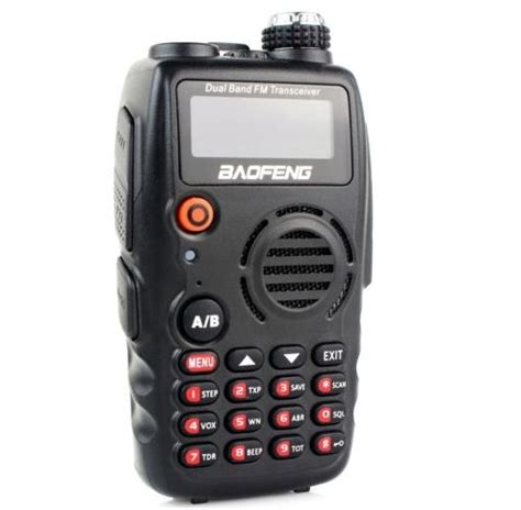 Ht Baofeng Bf 580t 2band baofeng baofeng a52 portable dual band fm transceiver bf a52 dual band walkie talkie two way