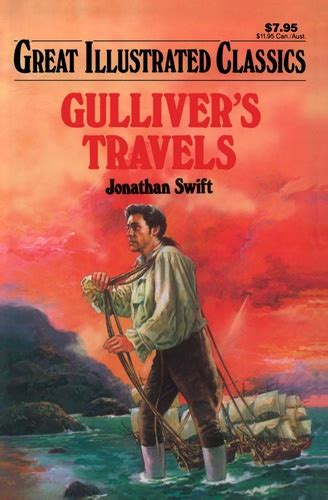 libro gullivers travels the great gulliver s travels great illustrated classics jonathan