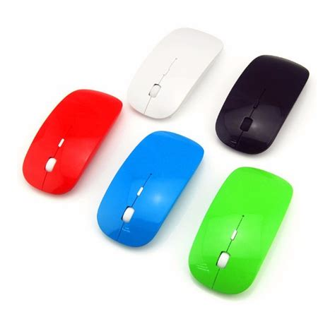 Mouse Wireless Logo Apple multicolored and custom logo fancy wireless mouse buy