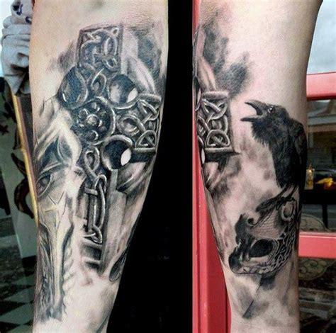 3d cross tattoos for men 100 celtic cross tattoos for ancient symbol design ideas