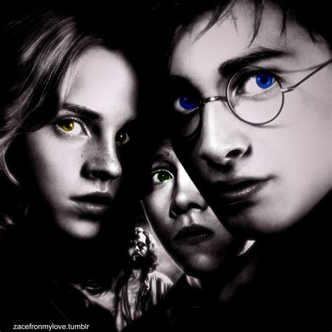 Harry Potter Is Back harry potter and the prisoner of azkaban golden trio