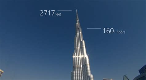 How Many Floors Does Burj Khalifa Has by Take A Tour Of The World S Tallest Building Burj