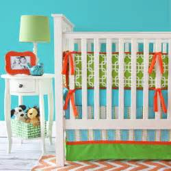 Bright Neutral Baby Bedding Giveaway Caden Crib Bedding Set Project Nursery