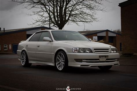 1998 toyota chaser jzx100