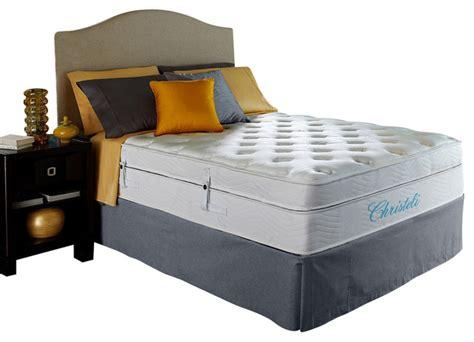 King Size Bed Split Mattress by Briella 13 5 Quot Size Split Cal King Mattress Mattresses By Christeli