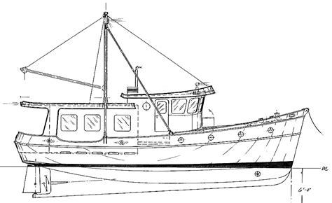 fishing boat designs 3 small trawlers boat design