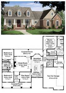1800 sq ft house plans one story house plan 59104 total living area 1800 sq ft 3