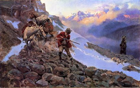 charles marion russell high quality oil painting handmade oil painting repro charles m russell whose meat