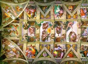 culture mechanism the sistine chapel