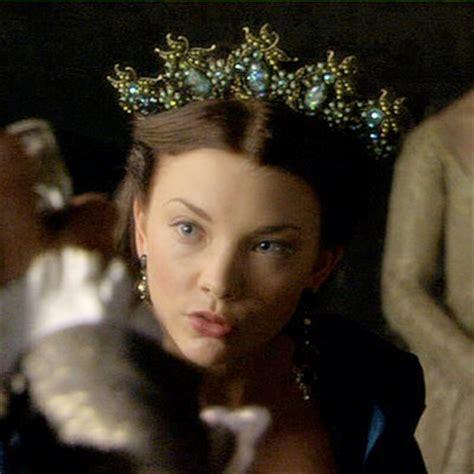 Natalie Dormer Tudor Tudor History Photo Natalie Dormer As Boleyn A