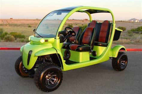 Lamborghini Golf Cart Lamborghini Lifted Gem Car Limo Innovation