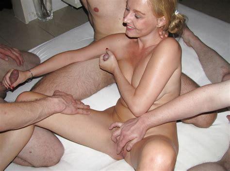 Amateur Slut Britt From Holland 4 Gangbang Porn Pictures