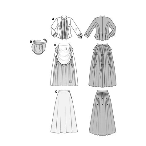 history pattern c history 1888 sewing pattern burda n 176 7880 ma petite mercerie
