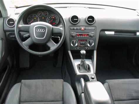 Audi A3 8p Ambiente by File Audi A3 8pa Ambiente 2 0 Tdi Granatrot Interieur Jpg
