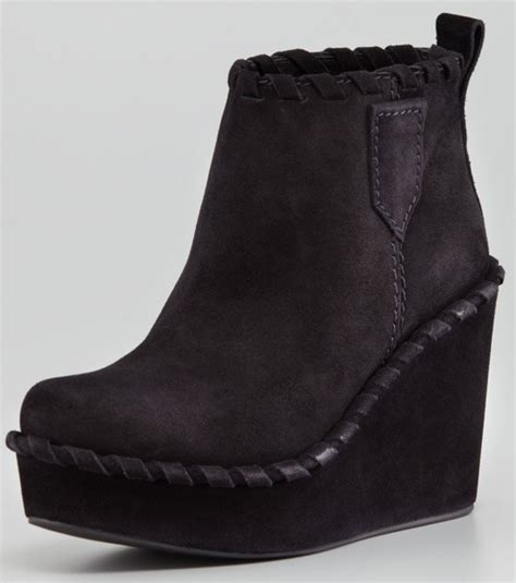 Pedro Garcia Ildara Bone Avalon by 10 Sassy Suede Ankle Boots For Winter 2012 2013