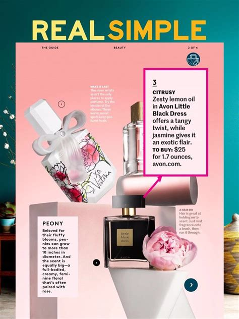 real simple magazine realsimple shared their favorite spring scents and