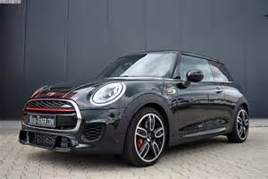 Mini Cooper Works Tuning Maxi Tuner Mini Cooper Works F56 Tuning Bringt 260 Ps